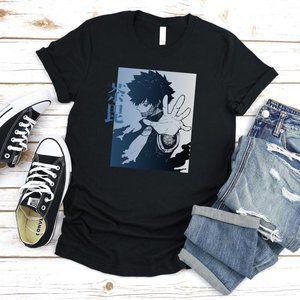 Dabi Unisex T-Shirt, My Hero Academia, Anime Tee